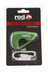 Red Cycling Products Urban LED USB fietsverlichting groen